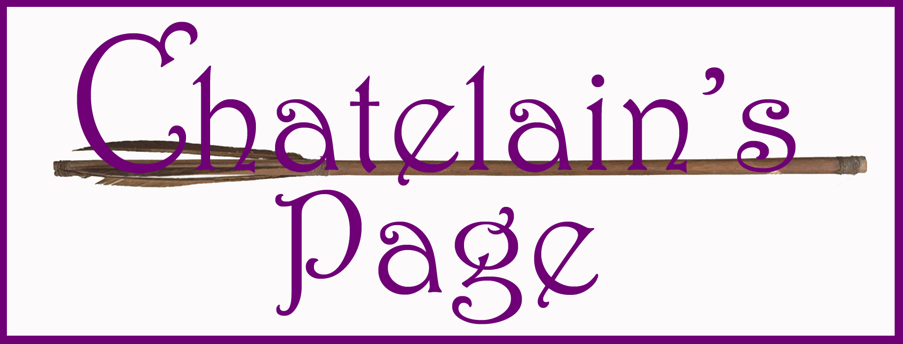 Chatelain's Page