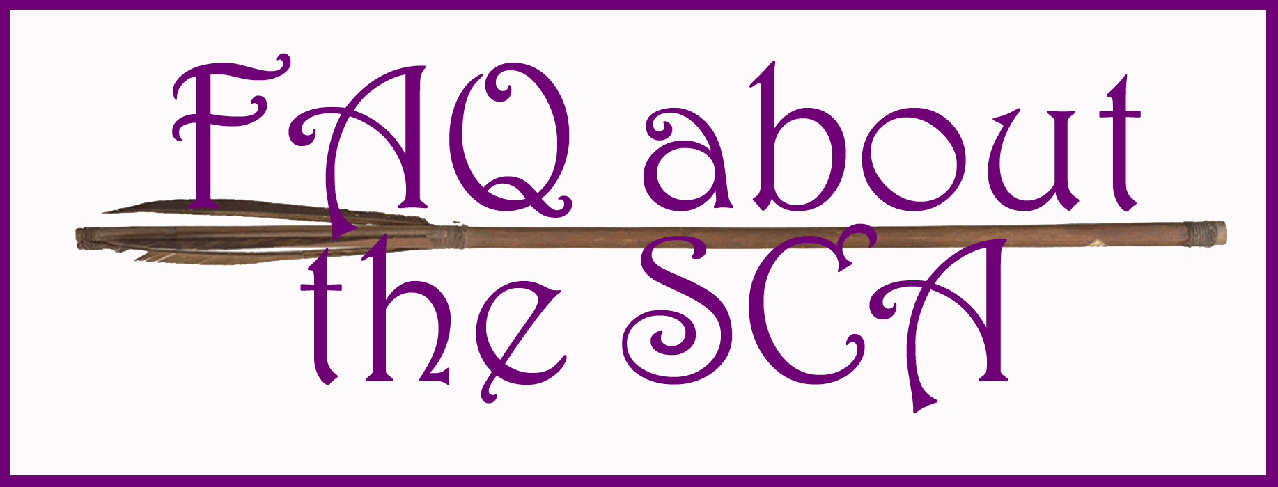 Frequently Asked Questions about the SCA